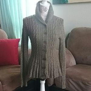 Ralph Lauren Hand Knit Cardigan